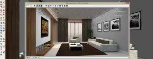 Sketchup with V-ray
