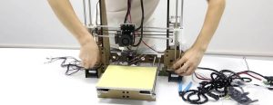 3D Printing Principle and Printer Assembly