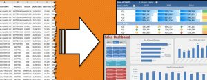 Pivot Tables and Charts in Excel